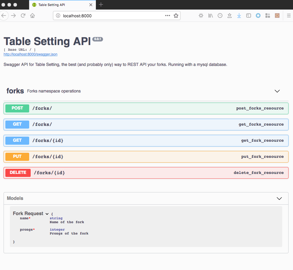 Running with Docker Compose